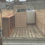 大野城市の洗濯機・レンジ台・本棚の回収処分