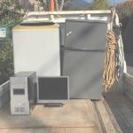 洗濯機・冷蔵庫・パソコンの処分