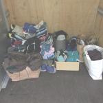福岡市で衣類の回収処分