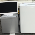 福岡市のテレビ冷蔵庫洗濯機の買取