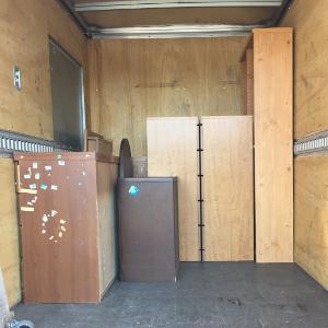 大型家具・タンス・学習机の処分例>筑紫野市の不用品回収例