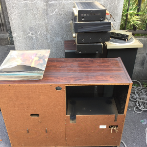 糟屋郡の廃品回収 - 家電 電化製品の処分