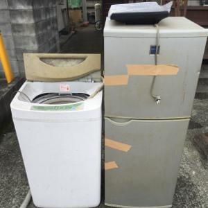 大野城市 - 冷蔵庫・パソコン・洗濯機の廃品回収