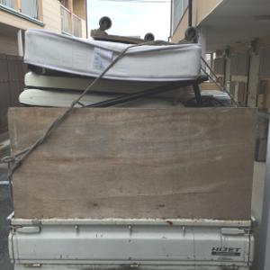 大野城市 - リサイクル家電・ベッド 粗大ゴミ処分