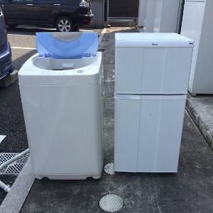 筑紫野市 - 洗濯機・冷蔵庫のリサイクル