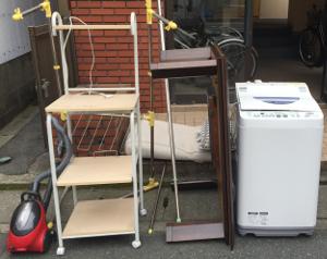 朝倉市 - 洗濯機・粗大ごみの廃品回収