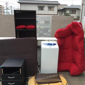 太宰府市 - 洗濯機・ソファーの処分例