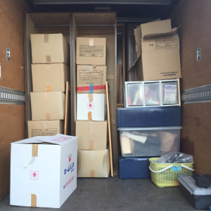 引越しゴミ・家具の処分 - 福岡市博多区