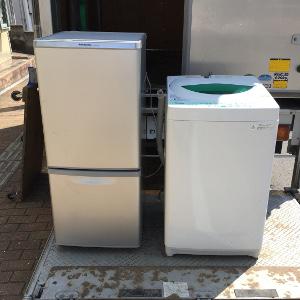 引越しの冷蔵庫・洗濯機処分 - 福岡市博多区千代