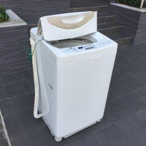洗濯機のリサイクル処分 - 福岡市中央区谷