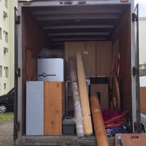 福岡市東区 - 粗大ゴミ・家具の回収サービス