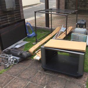 テレビ・リサイクル家電の処分 - 福岡市早良区有田