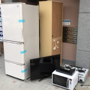 テレビ・冷蔵庫のリサイクル-筑紫野市筑紫