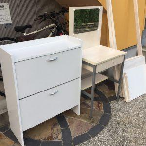 家具・ドレッサーの引き取り処分 - 福岡市城南区田島
