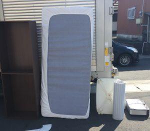 ベッド・家具・プリンターの処分 - 古賀市