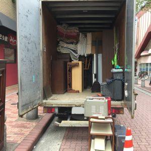 マンション退去による家財道具や家電の処分 - 福岡市南区高宮